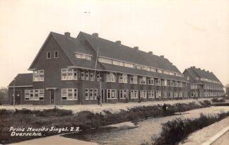 Ansichtkaart Overschie Rotterdam Prins Maurits Singel Z.Z. Newo fotokaart HC12