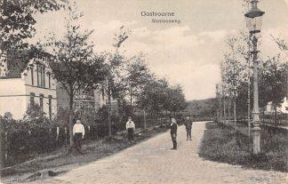 Ansichtkaart Oostvoorne Stationsweg HC15