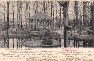 Ansichtkaart Zalt-Bommel Zaltbommel Plantsoen 1901 Uitg. J. Pekelharing HC30