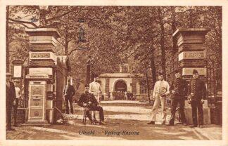 Ansichtkaart Utrecht Vesting Kazerne Militair 1926 HC8