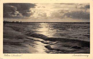 Ansichtkaart Hollum Ameland Avondstemming bij het strand HC102