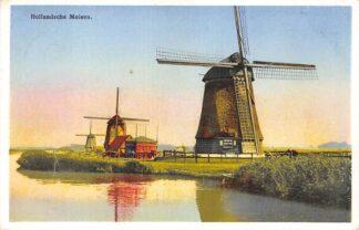 Ansichtkaart Hollandsche Molens 1938 HC1020