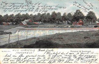 Ansichtkaart Roermond Waterval 1906 HC1087