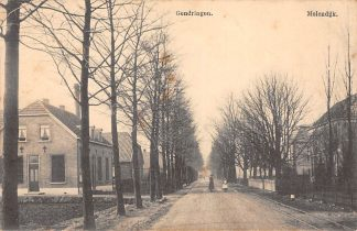 Ansichtkaart Gendringen Molendijk Tramspoor 1910 HC1090