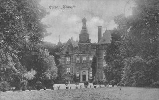 Ansichtkaart Laag-Keppel Huize Keppel 1911 HC1143