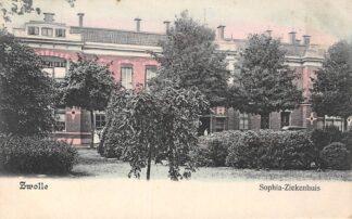 Ansichtkaart Zwolle Sophia Ziekenhuis HC1149