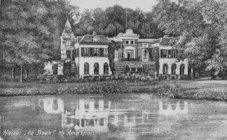 Ansichtkaart Amersfoort Huize de Treek 1908 HC1159