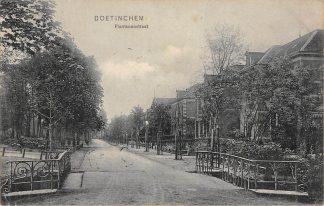 Ansichtkaart Doetinchem Plantsoenstraat 1908 HC1164