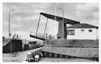 Ansichtkaart Hardersluis bij Harderwijk HC1196