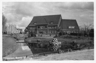 Ansichtkaart Hoogeveen Beatrix Stichting 1947 HC1203
