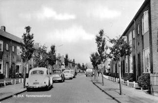 Ansichtkaart De Zilk Remmerswaalstraat Auto 1965 Noordwijkerhout HC1209
