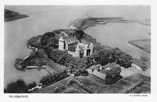 Ansichtkaart Muiden 1927 Castle Muiderslot KLM Foto 27-154 HC1232