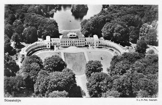 Ansichtkaart Baarn 1927 Soestdijk KLM Foto 27-95 HC1233
