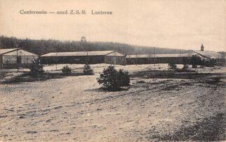 Ansichtkaart Lunteren 1923 Conferentie-oord Z.S.R. HC1299