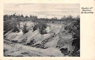 Ansichtkaart Lunteren Groeten uit Lunteren De Goudsberg 1937 HC1303