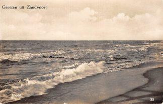 Ansichtkaart Zandvoort Groeten uit HC1321