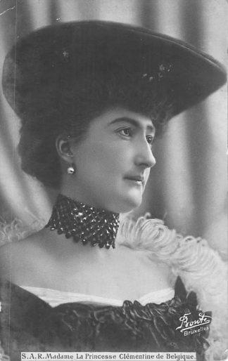 Ansichtkaart België S.A.R. Madame La Princesse Clementine de Belgique  HC1344