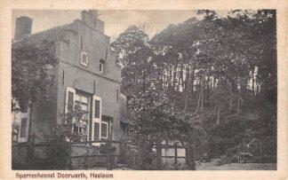 Ansichtkaart Heelsum Sparrenheuvel Doorwerth HC1358