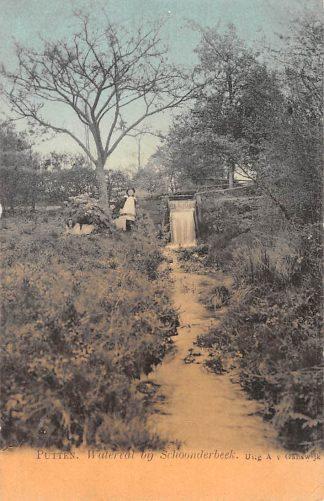 Ansichtkaart Putten Waterval bij Schoonderbeek HC1416