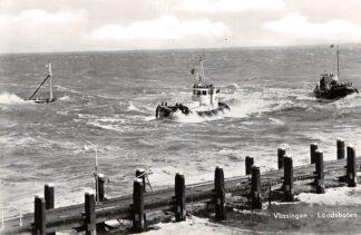 Ansichtkaart Vlissingen Loodsboten Scheepvaart Schepen HC1431
