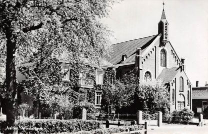 Ansichtkaart Aalten Westerkerk Gereformeerde Kerk 1964 HC1446