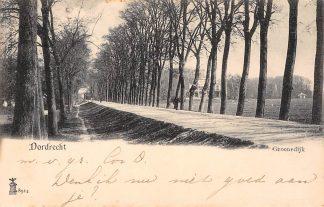 Ansichtkaart Dordrecht Groenedijk 1901 HC145