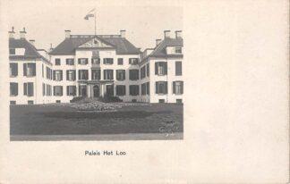 Ansichtkaart Apeldoorn Fotokaart Paleis Het Loo HC1450