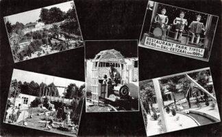 Ansichtkaart Arnhem Restaurant Park Tivoli Oude Kleefsebaan 116 Reclame HC1457