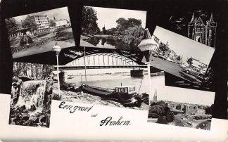 Ansichtkaart Arnhem Groeten uit 1961 HC1460