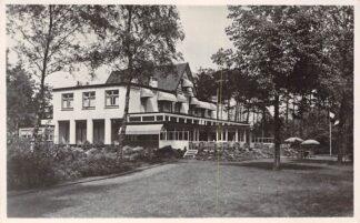 Ansichtkaart Epe 1949 Hotel Dennenheuvel HC1474