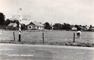 Ansichtkaart Hoenderloo Apeldoornseweg 1969 HC1489