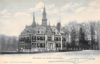 Ansichtkaart Lochem Havezathe de Cloese Kasteel HC1493