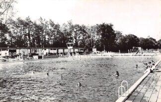 Ansichtkaart Neede Zwembad Het Vleer 1969 HC1500