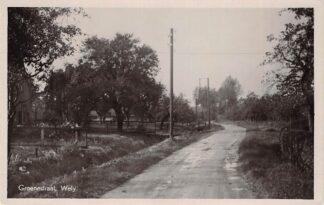 Ansichtkaart Wely bij Dodewaard Groenestraat 1948 HC1527