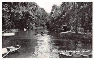 """Ansichtkaart Winterswijk kanovaren """"den Helder"""" HC1529"""