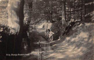 Ansichtkaart Velp Newo Fotokaart Beekje Beekhuizen HC1538
