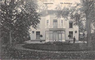 Ansichtkaart Zwammerdam Villa Buitendorp Bodegraven HC160