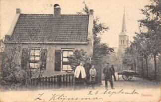Ansichtkaart Irnsum Leeuwarden 1903 HC171