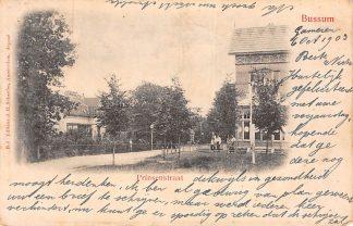 Ansichtkaart Bussum Prinsenstraat 1903 HC174