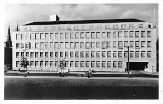 Ansichtkaart Eindhoven R.K. Binnenziekenhuis Aanzicht Vestdijk 1957 HC229
