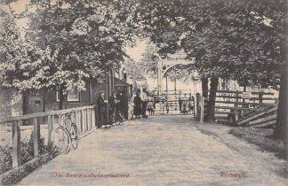 Ansichtkaart Reeuwijk Tol Bodegraafschestraatweg 1925 Bodegraven HC239