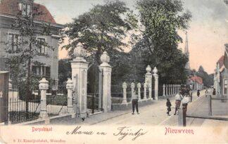 Ansichtkaart Nieuwveen Dorpstraat 8 Kraaijenbrink 1904 HC254