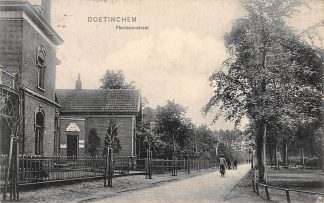 Ansichtkaart Doetinchem Plantsoenstraat 1909 HC272
