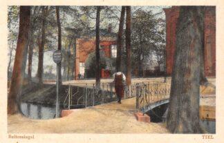 Ansichtkaart Tiel Buitensingel HC275