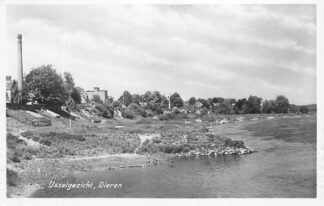 Ansichtkaart Dieren (GD) IJsselgezicht Arnhem HC278