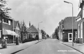 Ansichtkaart Benthuizen Dorpsstraat 1973 HC297