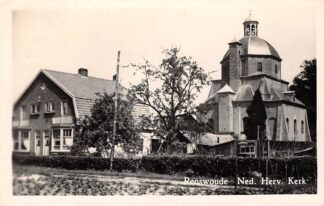 Ansichtkaart Renswoude Ned. Herv. Kerk Veenendaal HC304