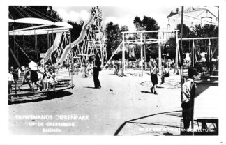 Ansichtkaart Rhenen Ouwehands Dierenpark op de Grebbeberg Zoo Speeltuin HC309