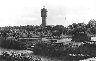 Ansichtkaart Bussum Watertoren HC312