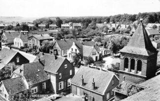 Ansichtkaart Groesbeek in vogelvlucht HC313